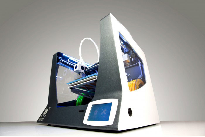 The Future Is 3D Printers