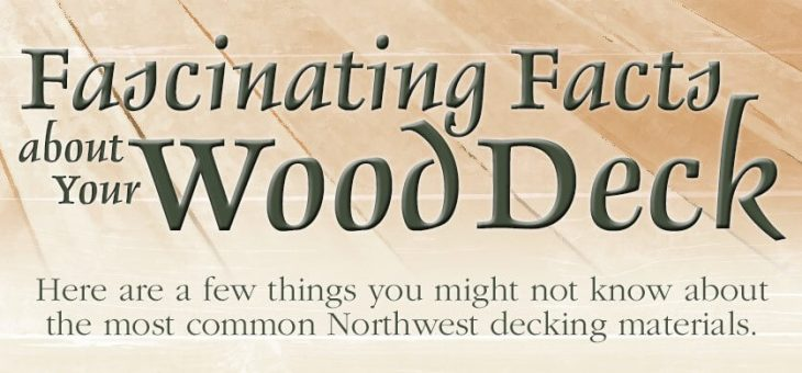 Fascinating Facts about Your Wood Deck