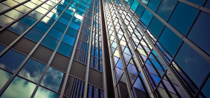 Two creative ideas for office window tinting