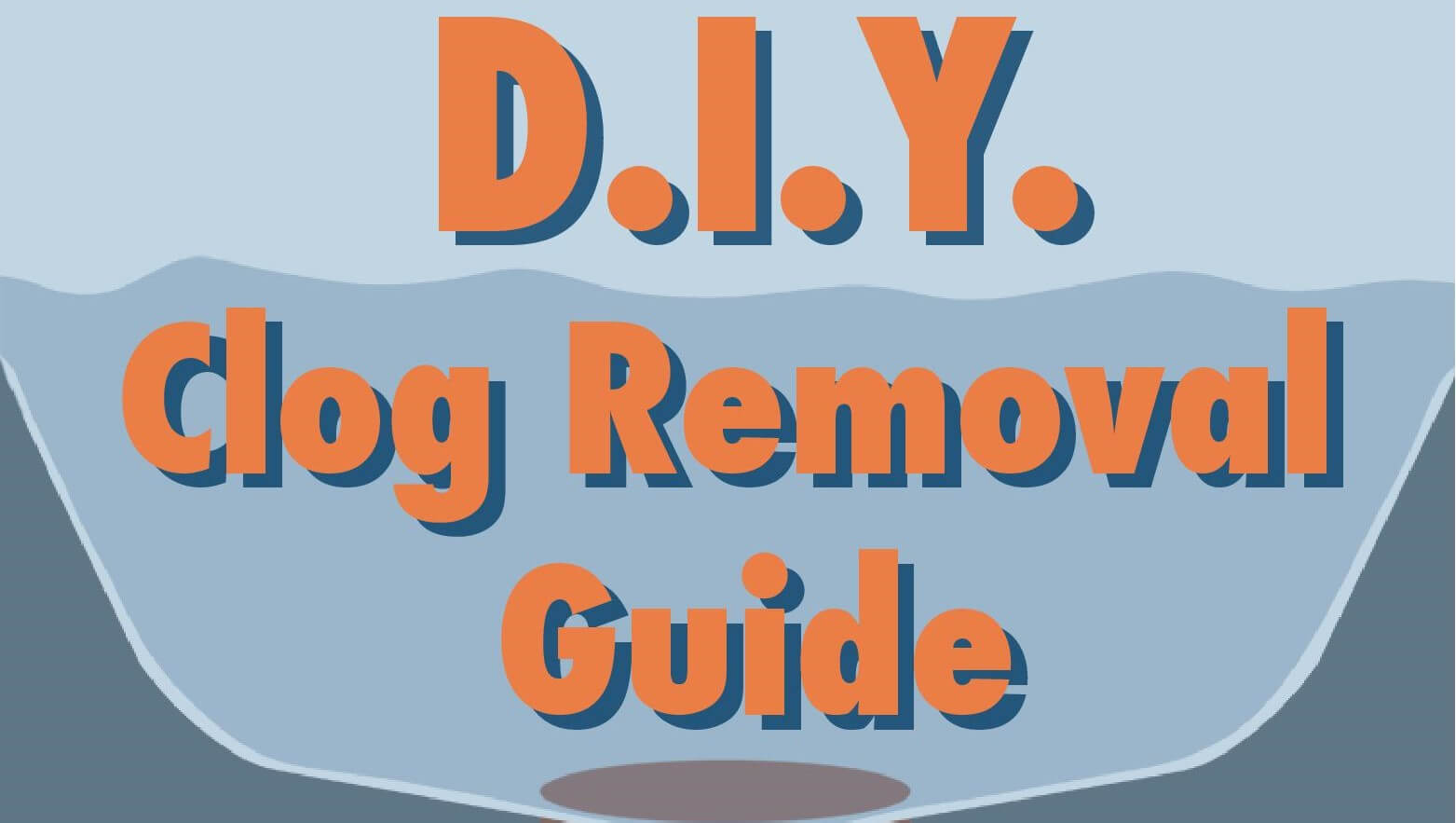 bfpba DIY Clog Removal