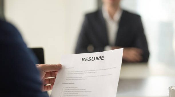 A High-Quality Written Construction Resume Will Land You That Golden Career Opportunity