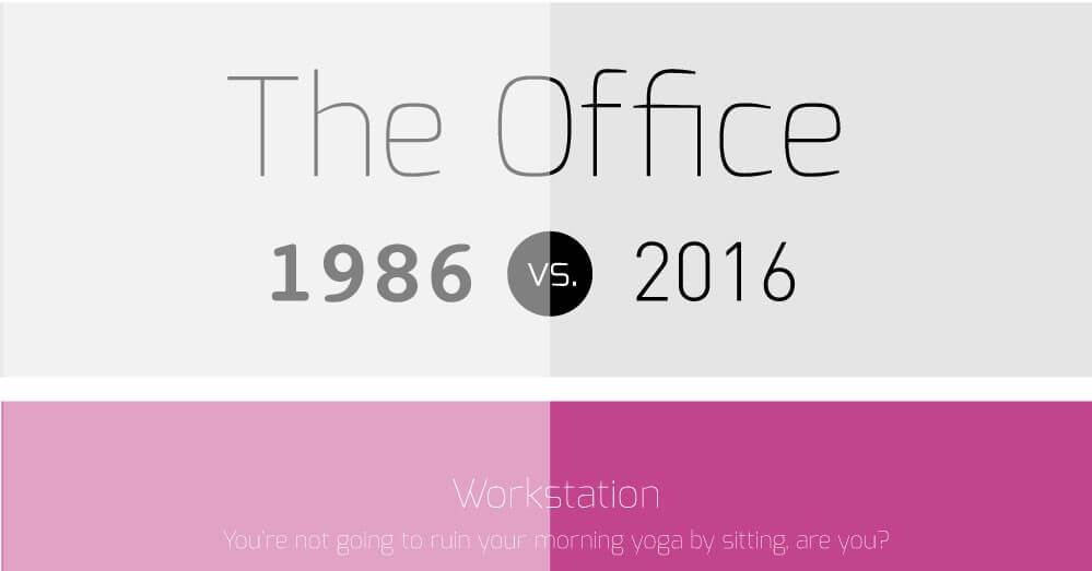 the office infographic